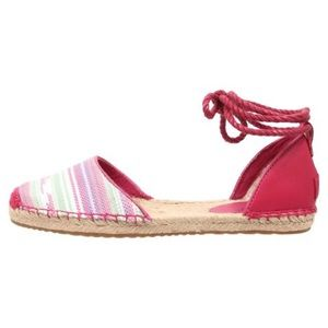 (NEW) UGG Libbi Serape Lace Up Espadrilles